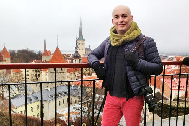 Plataforma de observação de Patkuli, em Tallinn