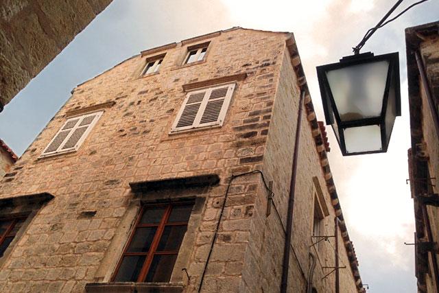 Apartamento da Magdalena Milic, na Rua Getaldićeva
