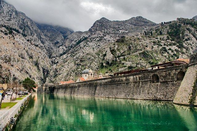 Kotor, em Montenegro