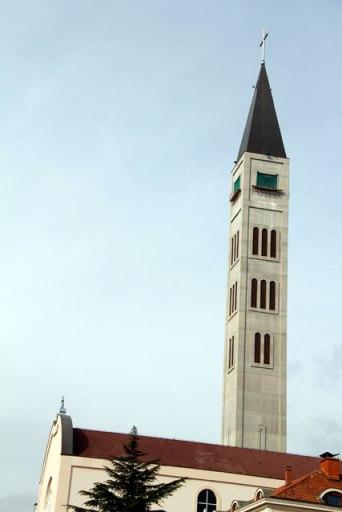 Torre da Igreja Paroquial de São Pedro e São Paulo