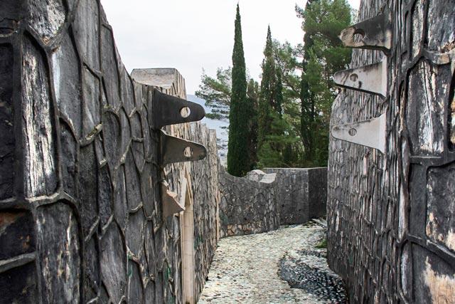 Cemitério Memorial dos Partisans