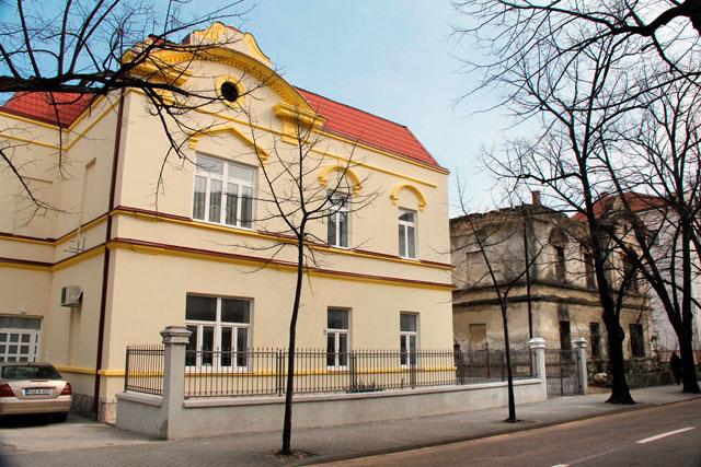 Edifício no estilo neorenascentista