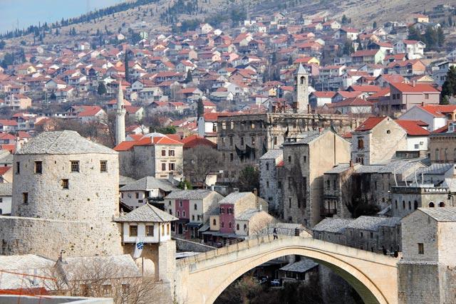 Cidade Velha de Mostar